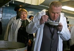 Жириновский и похлёбка