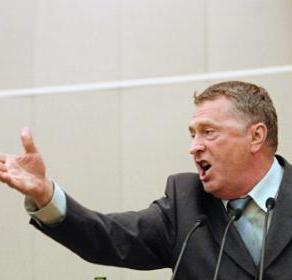 Анекдоты о Жириновском на заседаниях Думы