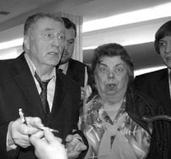 Жириновский в народе