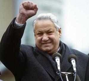 Анекдоты о Жириновском и Ельцине