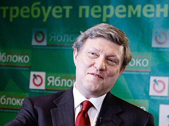 Анекдоты о Жириновском и Явлинском