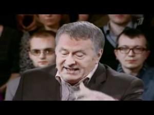 Фразы Жириновского 8 - О политике