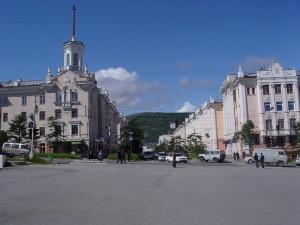 Жириновский хочет пренести столицу России в Магадан