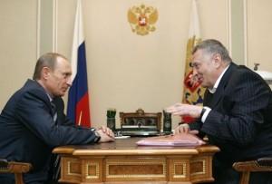Путин жестко предупредил Жириновского