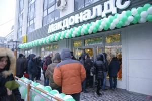 Жириновский хочет закрыть все «Макдональдсы» в России