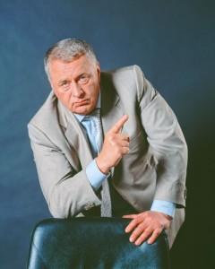 Жириновскому хотят отрезать ухо